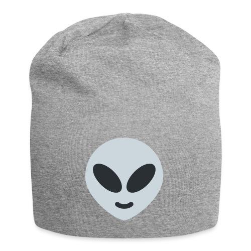 Alien Gray - Gorro holgado de tela de jersey