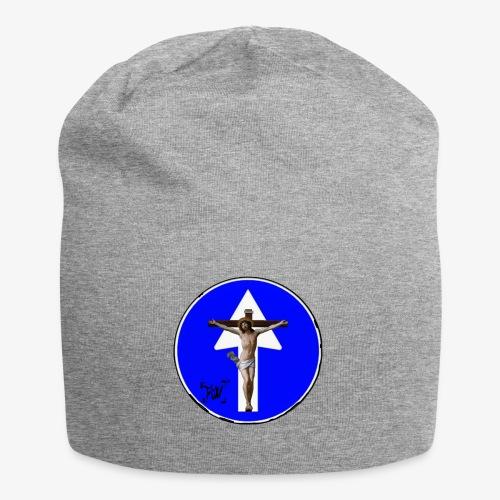 Gesù - Beanie in jersey