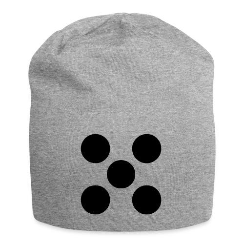 Dado - Gorro holgado de tela de jersey