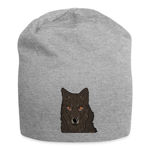 HikingMantis Wolf png - Jersey-Beanie