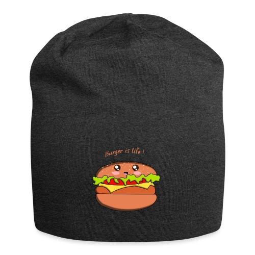 hamburger - Bonnet en jersey
