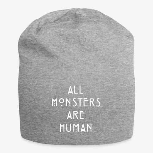 All Monsters Are Human - Bonnet en jersey