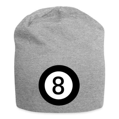 Black 8 - Jersey Beanie
