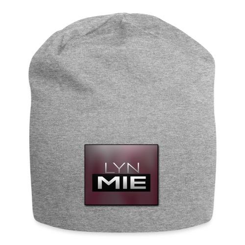 Lyn Mie Logo - Jersey-Beanie