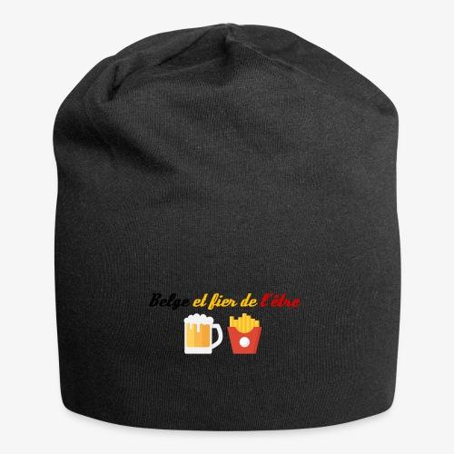 Belge et fier de l'être - Bonnet en jersey
