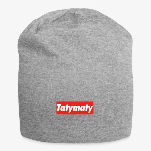TatyMaty Clothing - Jersey Beanie
