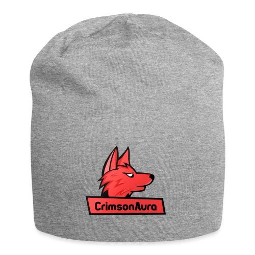 CrimsonAura Logo Merchandise - Jersey Beanie