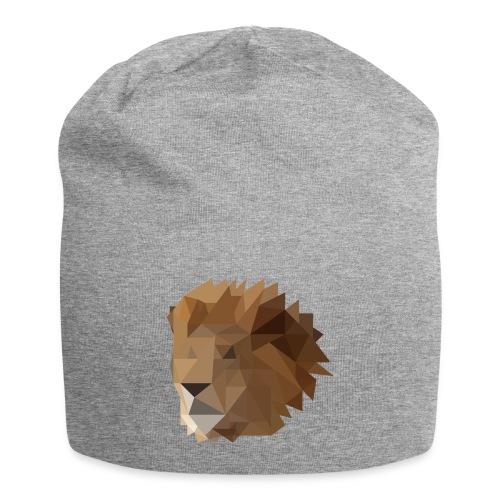Löwe - Jersey-Beanie