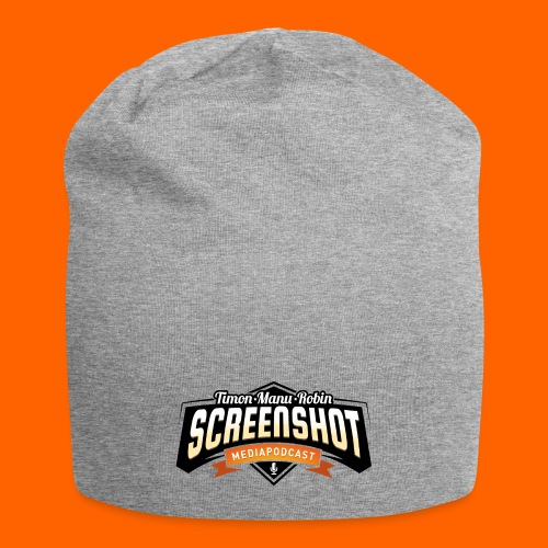 Screenshot-Podcast Logo - Jersey-Beanie