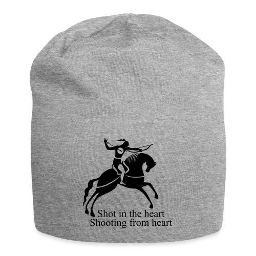 Shot in the Heart - Jersey Beanie