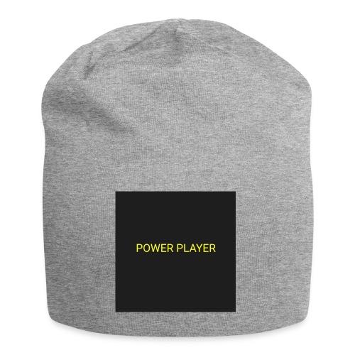 Power player - Beanie in jersey
