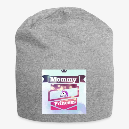 Mommy & Princess - Jersey-Beanie