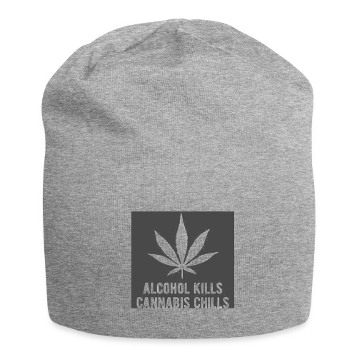 Alcohol Kills, Cannabis Chills - Jersey Beanie