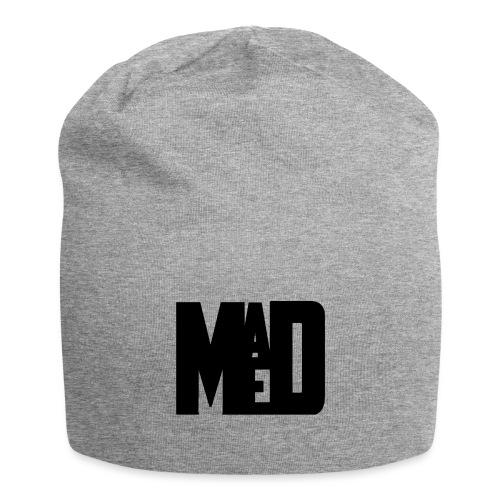 Maddem logo (Black) - Jersey Beanie