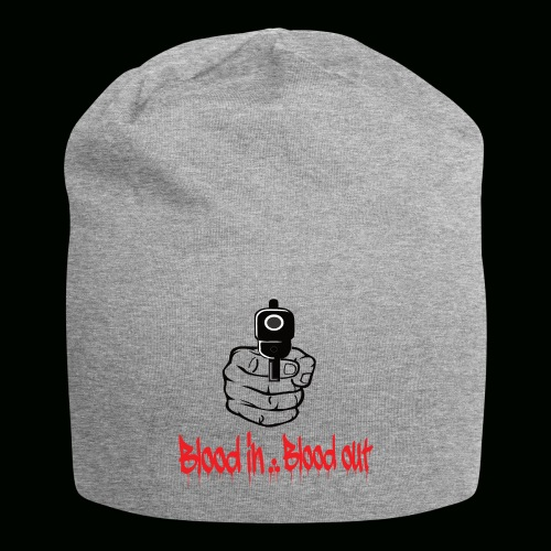 blood in blood out - Jersey-Beanie