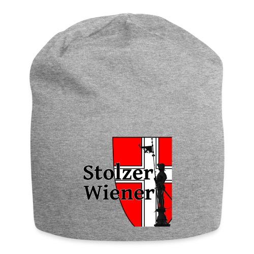 Stolzer Wiener - Jersey-Beanie