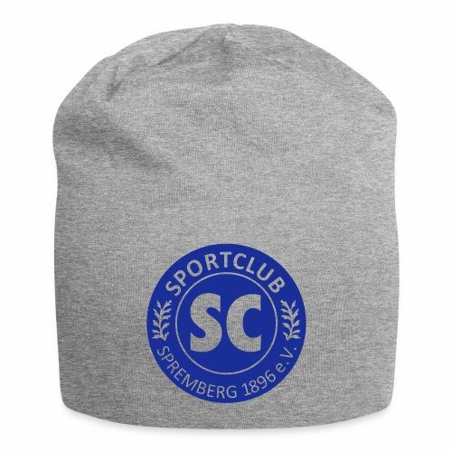 Logo SC Spremberg 1u - Jersey-Beanie
