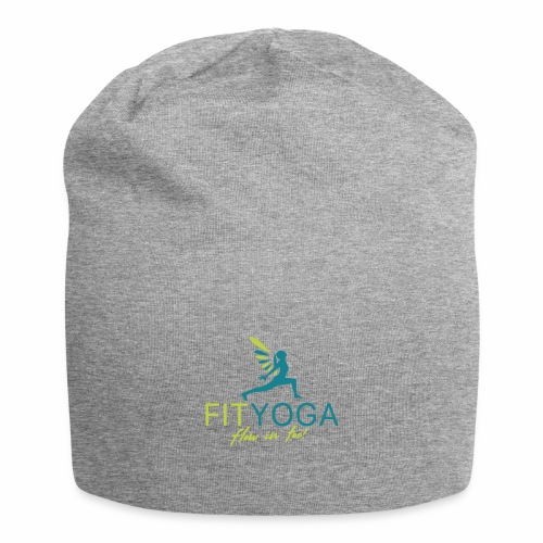 FIT Yoga, flow in too - Jersey-Beanie