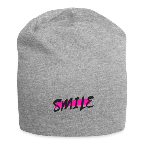 smile - Bonnet en jersey