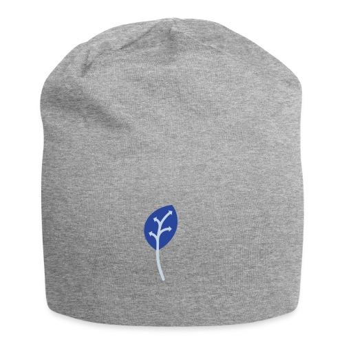 Adveris blu - Beanie in jersey