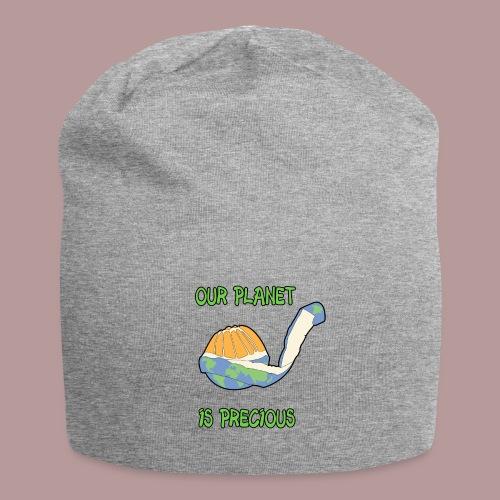 Our planet is precious - Bonnet en jersey