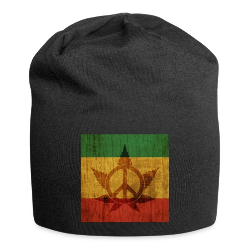 Peace Poster - Jersey-Beanie