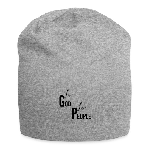Love GOD Love PEOPLE - Collection - Jersey-Beanie
