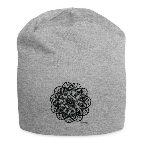 Grannys flower, musta - Jersey-pipo
