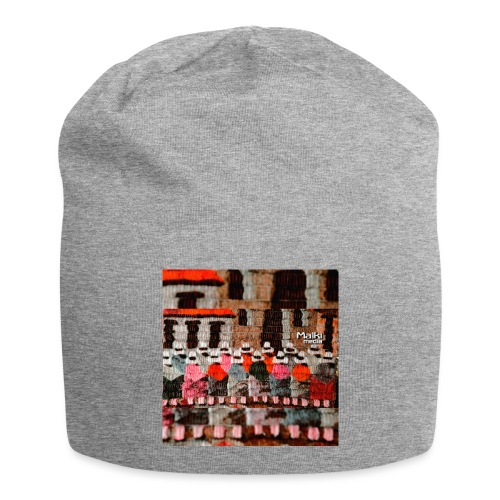 Telar inca - Bonnet en jersey
