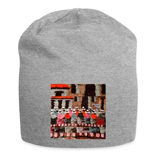 Telar Inca - Gorro holgado de tela de jersey