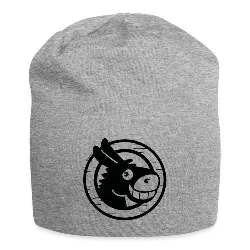 Burrín - Gorro holgado de tela de jersey