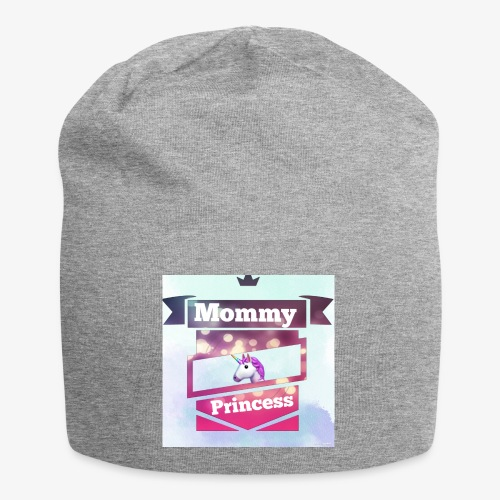 Mommy & Princess - Jersey-Beanie