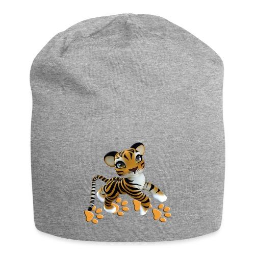 Kleiner Tiger - Jersey-Beanie