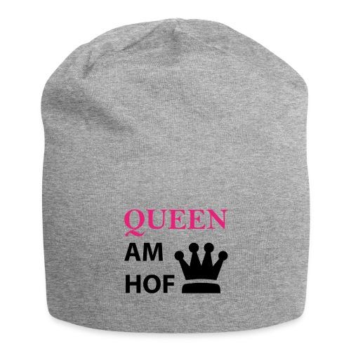 Queen am Hof - Jersey-Beanie
