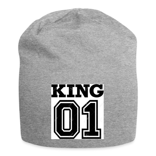 King 01 - Bonnet en jersey