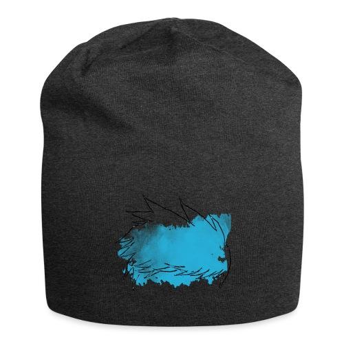 Blue Splat Original - Jersey Beanie