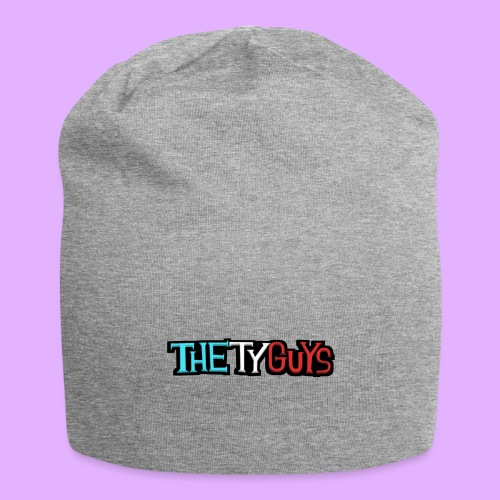 The Ty Guys Font - Jersey Beanie
