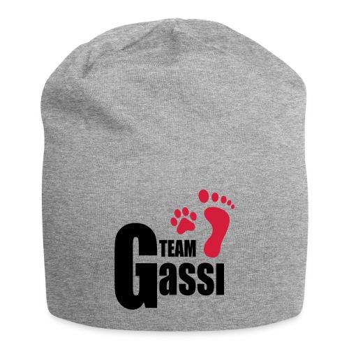 Vorschau: Team Gassi - Jersey-Beanie