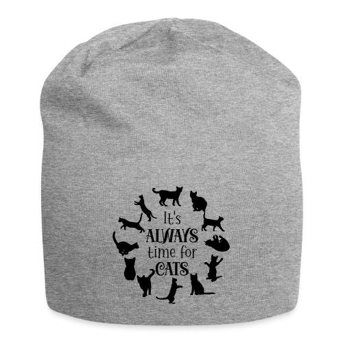 Its always time for cats - Jerseymössa