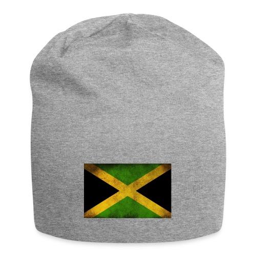 rasta flag rastafari - Jersey-Beanie