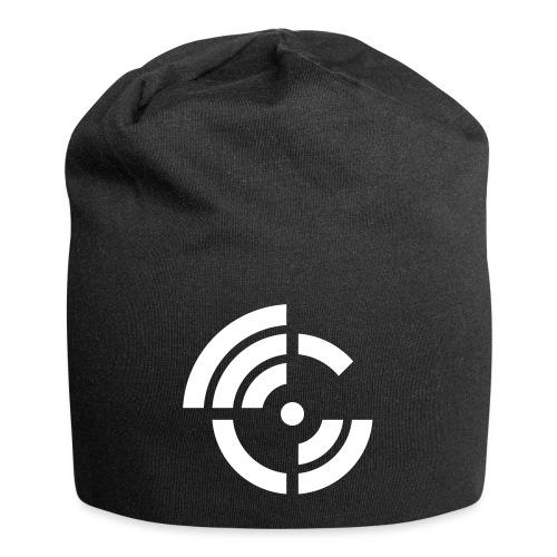 electroradio.fm logo - Jersey Beanie