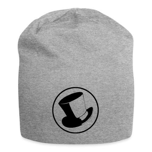 GLASS HAT - Gorro holgado de tela de jersey