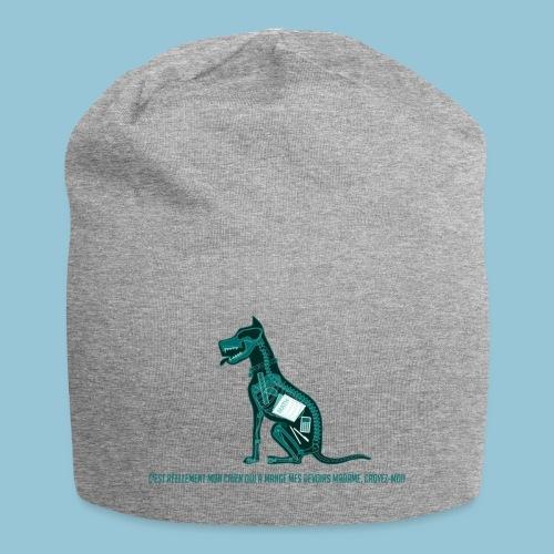 T-shirt pour homme imprimé Chien au Rayon-X - Bonnet en jersey