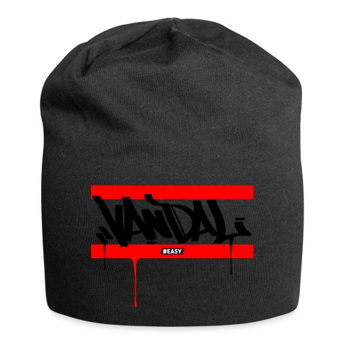#EASY Graffiti Vandal T-Shirt - Beanie in jersey