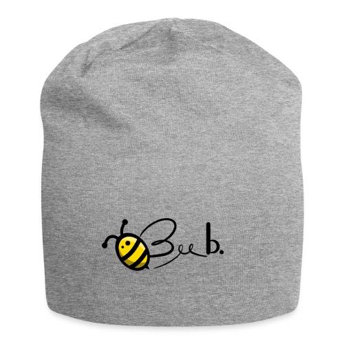 Bee b. Logo - Jersey Beanie