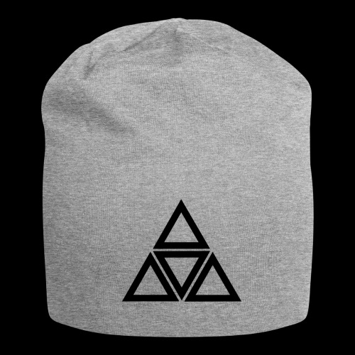 triangle - Beanie in jersey