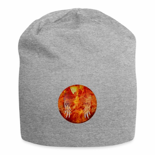 Fire and Fuego - Beanie in jersey