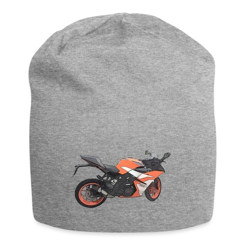 T-shirt Moto - Bonnet en jersey