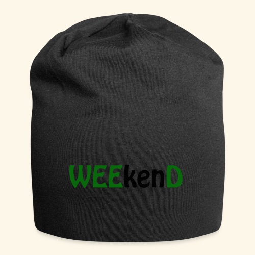 weed - Jersey-Beanie