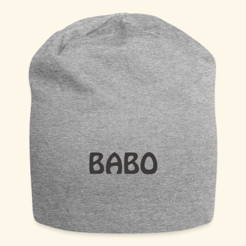 Babo - Jersey-Beanie